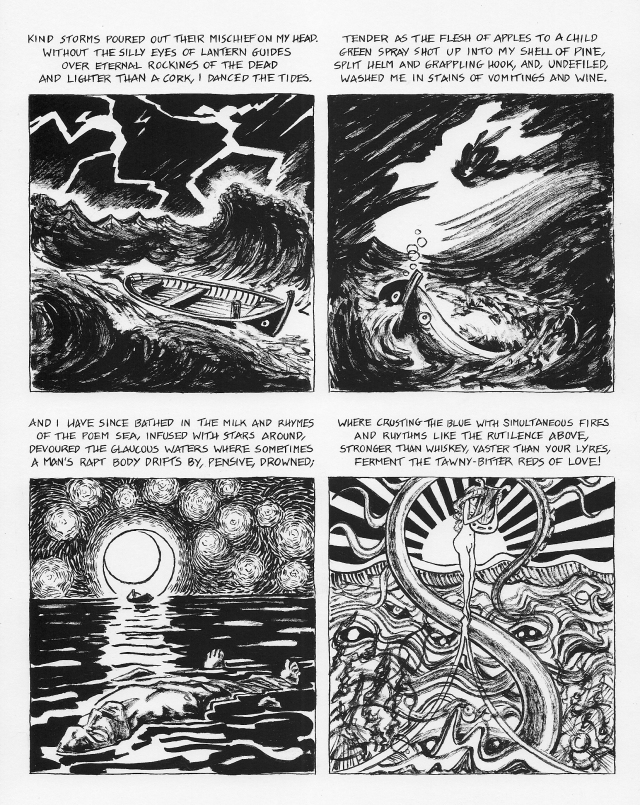 Drunken Boat page 2