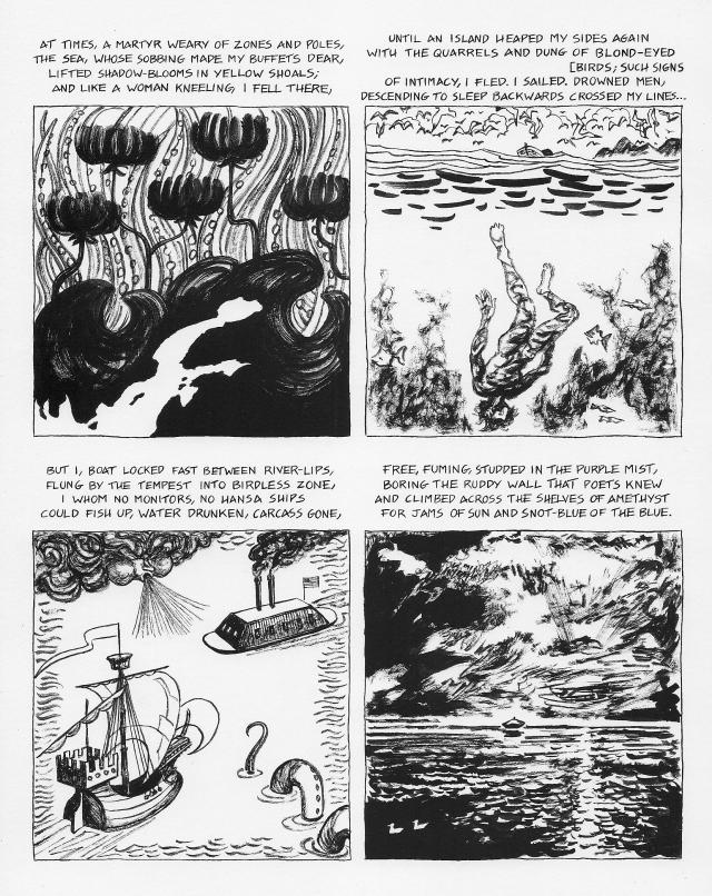 Drunken Boat page 5