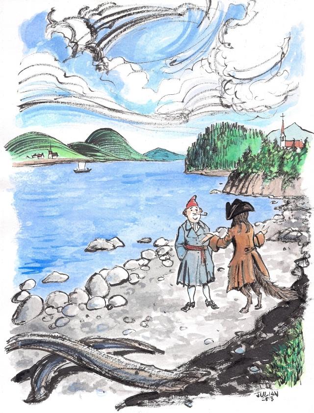 Loup-Garou au Québec