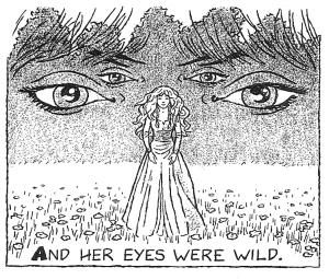 La Belle Dame 3 eyes