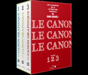 le-canon-graphique-coffret-editions-telemaque